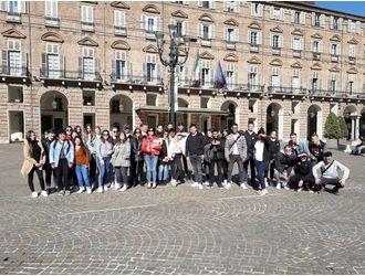 Les élèves de la section ESABAC en voyage à TURIN