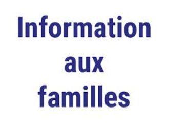 INFORMATION AUX FAMILLES - ATRIUM/PRONOTE/ FAQ BAC et BTS 2020