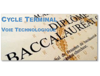 Le CYCLE TERMINAL de la Voie Technologique