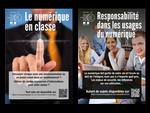 Le numérique en classe - Responsabilité dans les usages numériques
