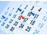Dates des évaluations EPS session 2016