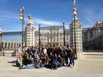 Avril : séjour en Espagne