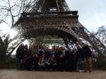10-13 janvier : voyage à Paris
